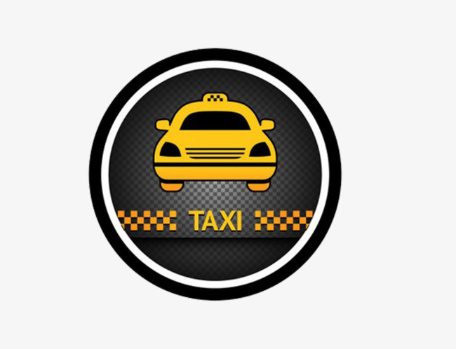Simple Black Taxi Logo, Taxi Clipart, Lo #39112.