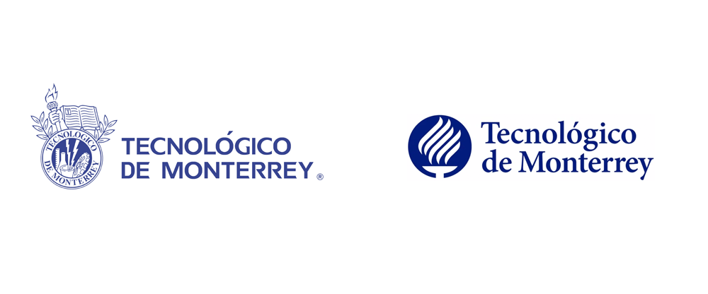 Brand New: New Logo and Identity for Tecnológico de.