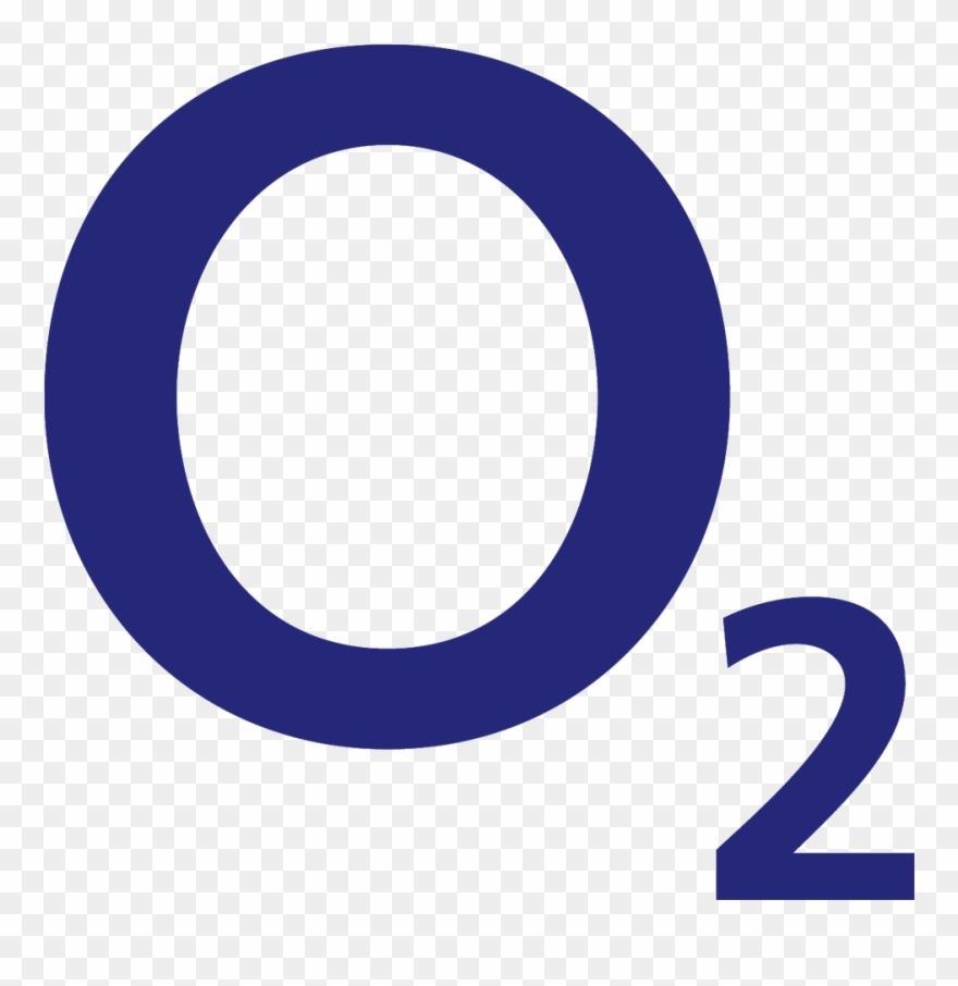 Logo O2 Telefónica.