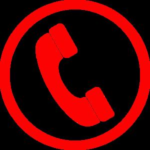 Simbol Telepon.