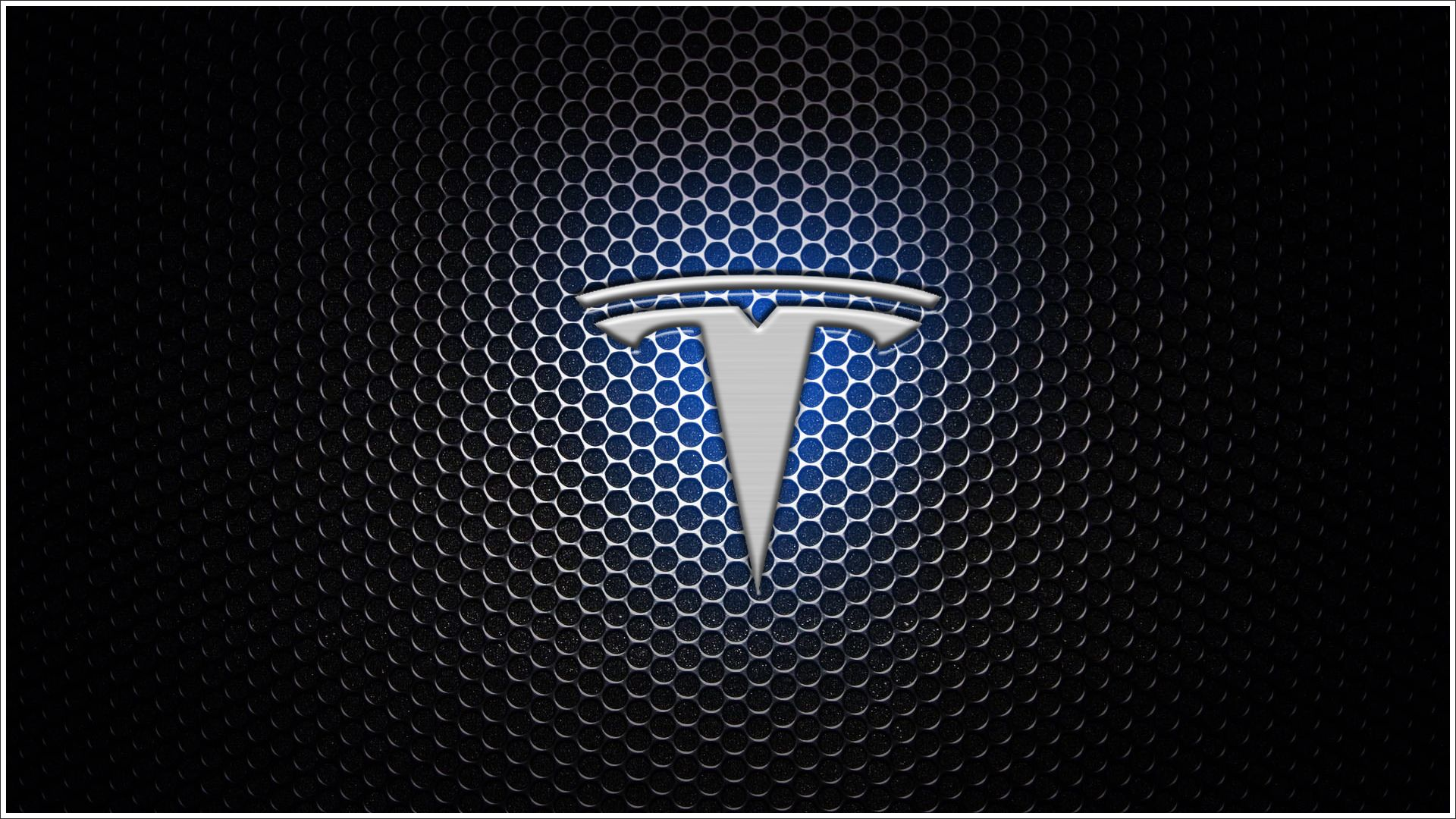 Tesla Logo HD iPhone Wallpapers.