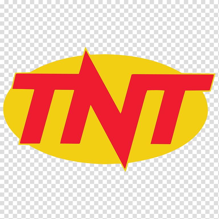 Logo Logo, Television, TNT, Tnt Nv, Yellow, Text transparent.