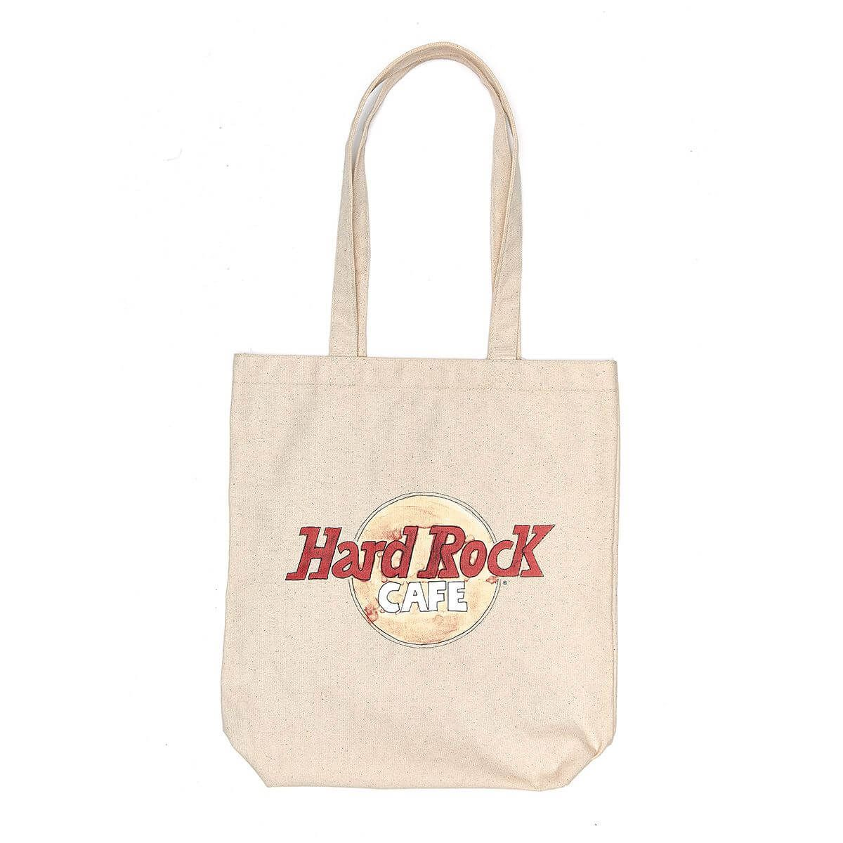 Heritage Logo Canvas Tote Bag.
