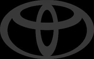 Toyota Logo Clipart.