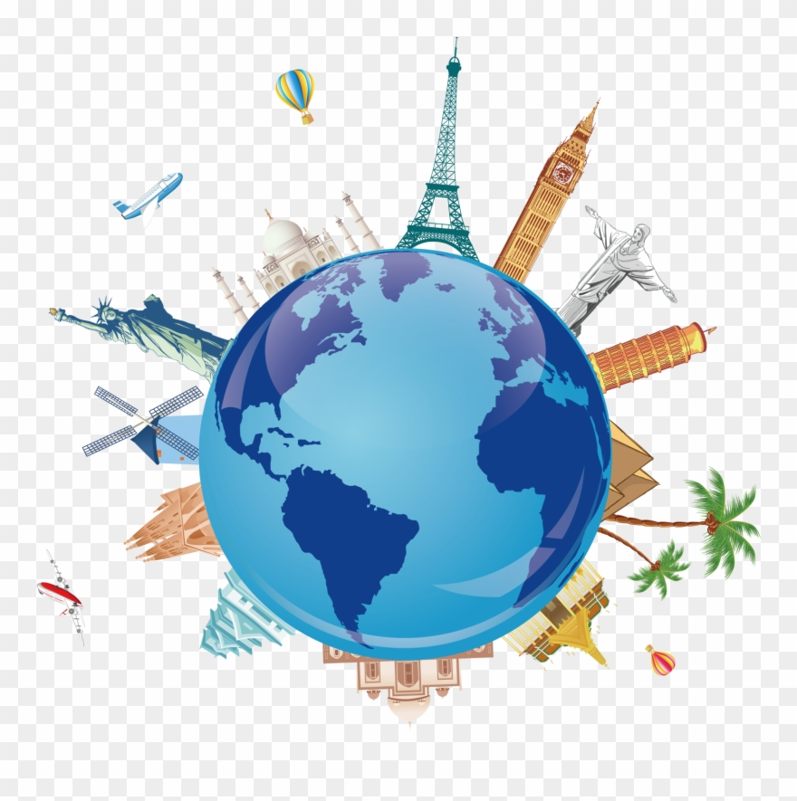 Location Clipart Travel Tourism.