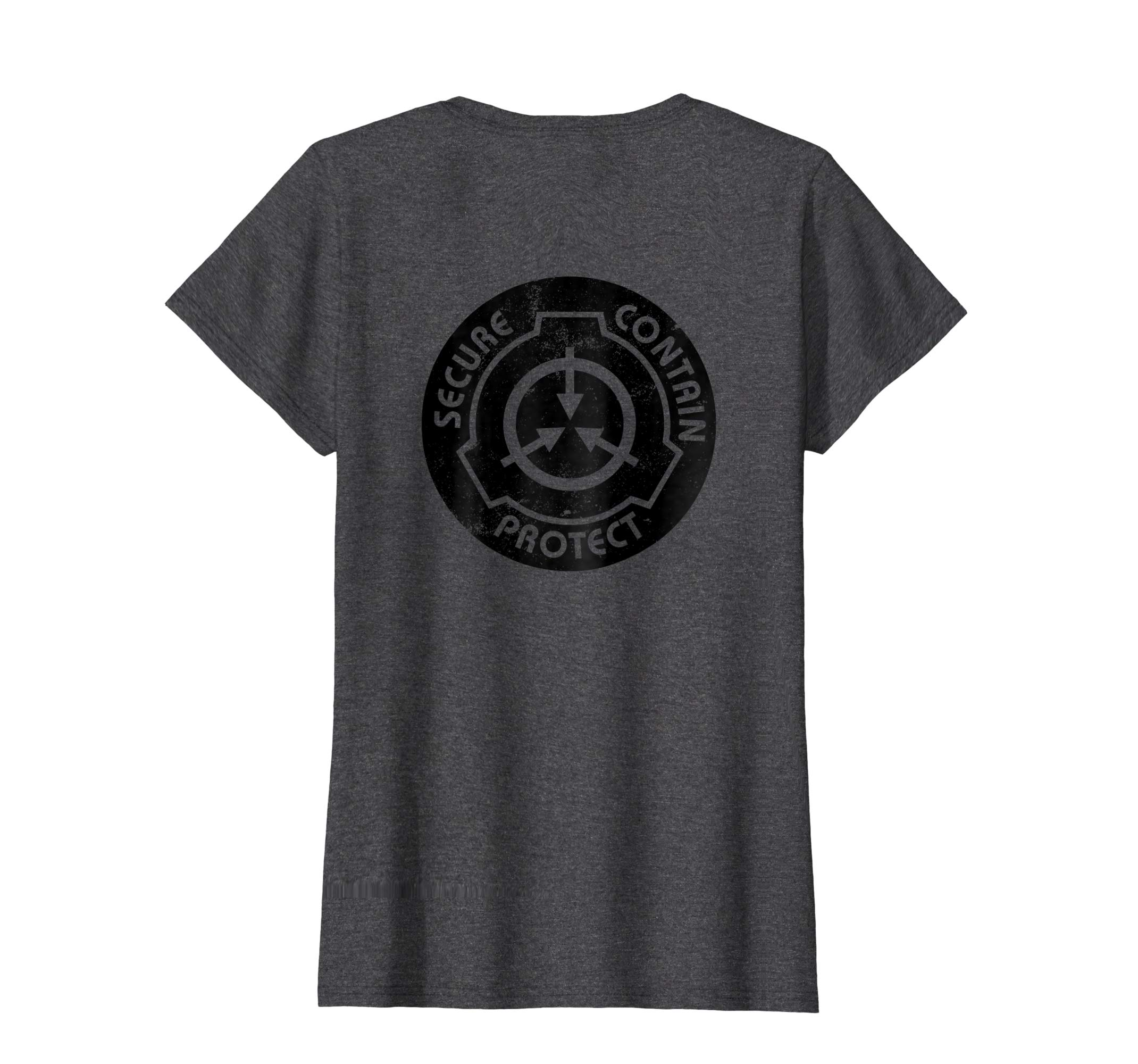 Amazon.com: SCP Foundation Logo Tshirt: Clothing.