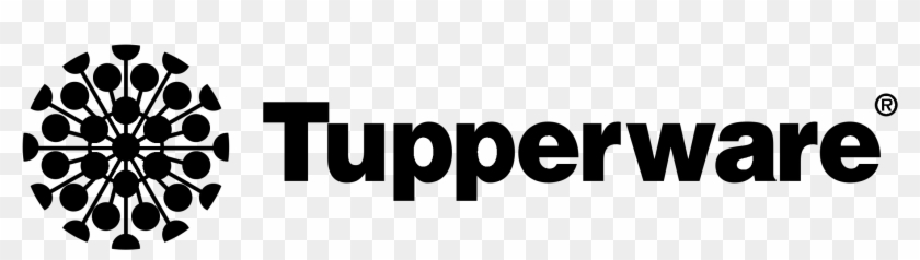 Tupperware Logo Black And White.