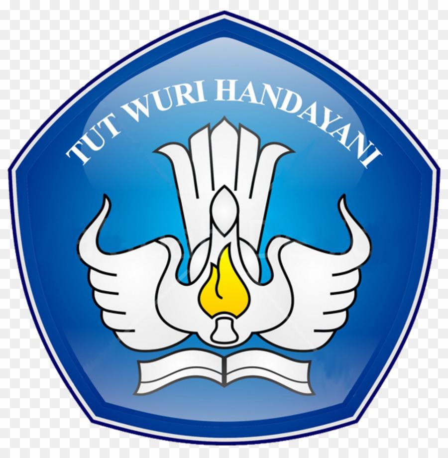 Logo Tut Wuri Handayani 3d PNG Logo Clipart download.