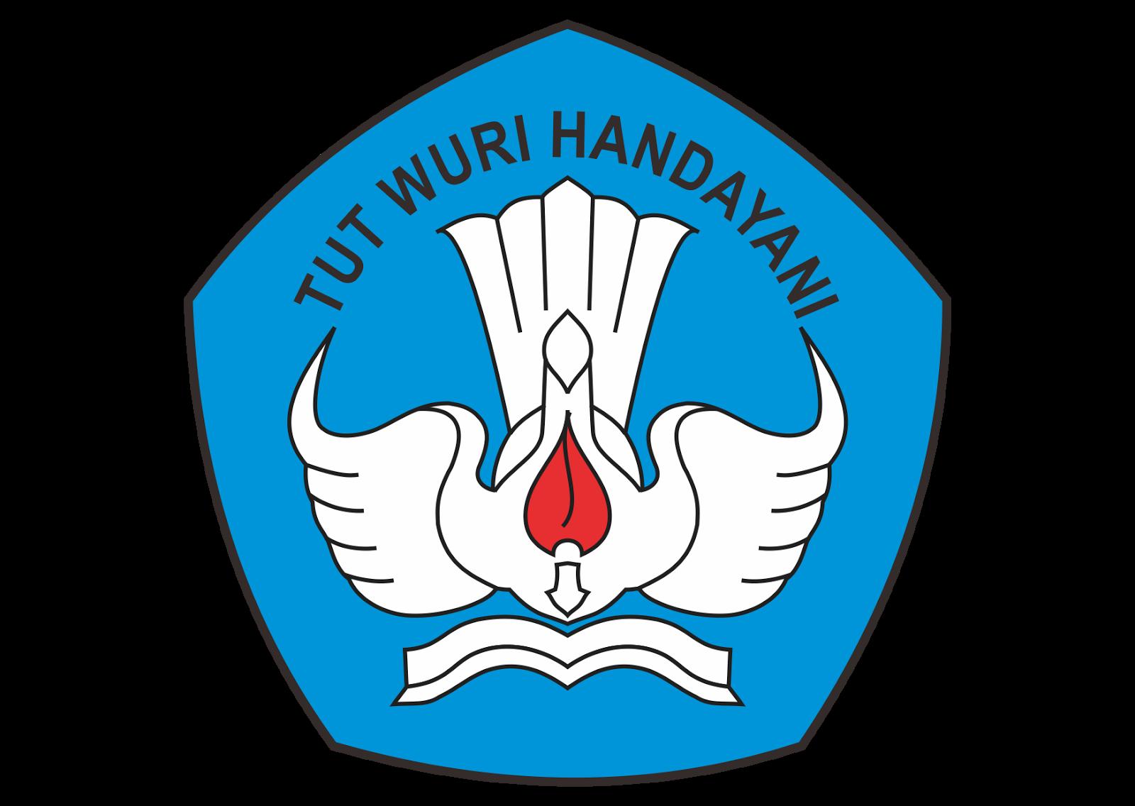 Tut Wuri Handayani Logo Vector~ Format Cdr, Ai, Eps, Svg.