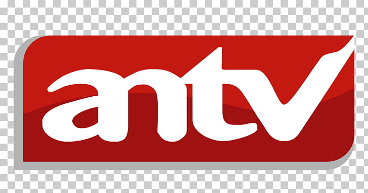 Antv Television channel Indonesia Logo, tv PNG clipart.