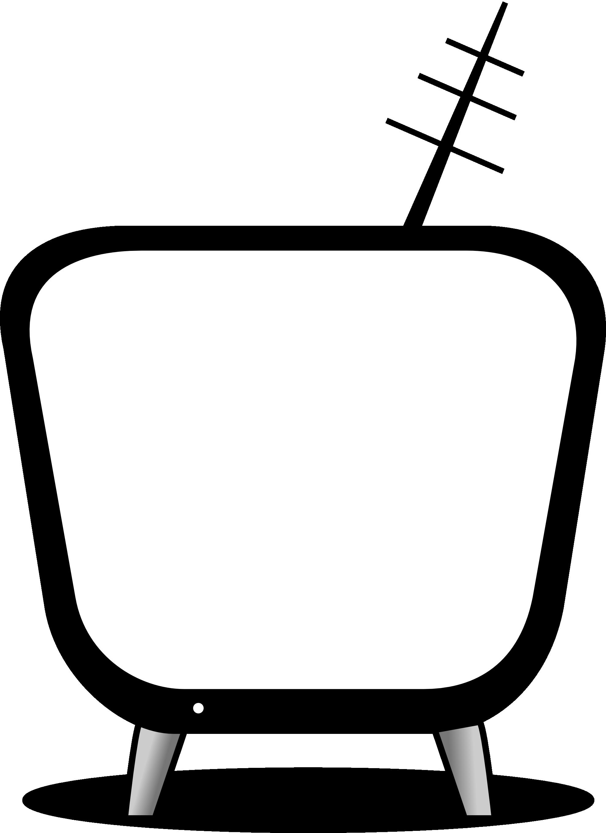 Tv Logo Clipart.