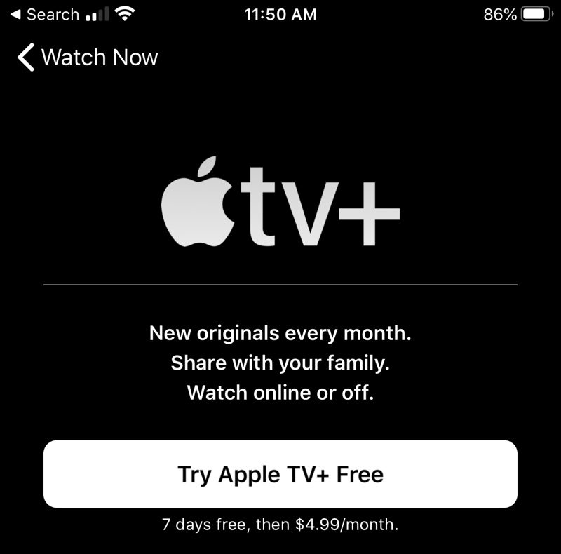 How to Sign Up for Apple TV+.