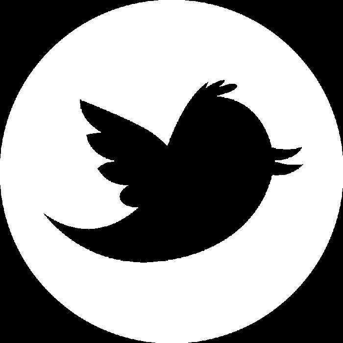 Logo Twitter Blanc Png Vector, Clipart, PSD.