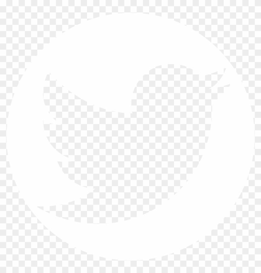 Logo Twitter Noir Et Blanc Png.