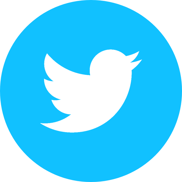 Blue twitter, twitter logo, twitterbird, twitterbird logo icon.