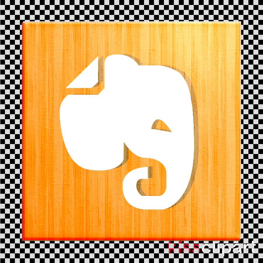 evernote icon logo icon logotype icon clipart.