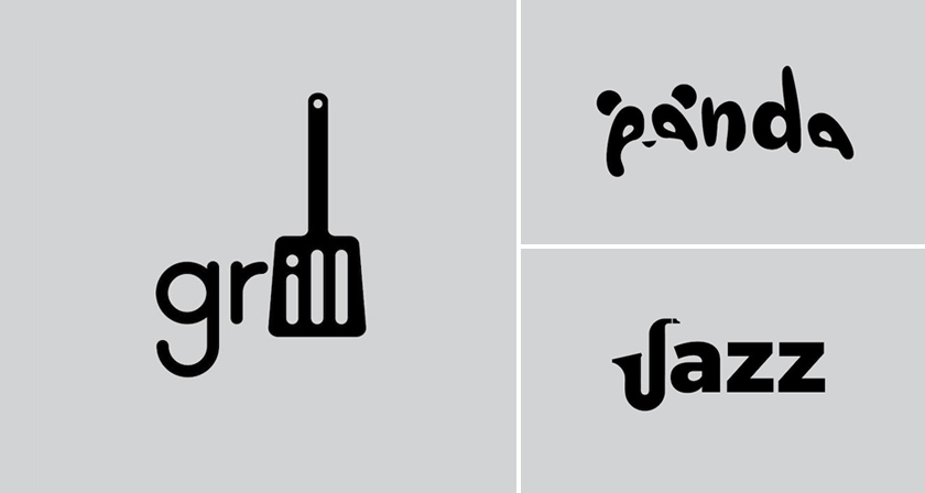 Designer Challenges Himself To Create A Typographic Logo.