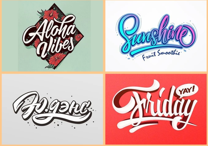 Design Your Custom Typography Logo for $5.