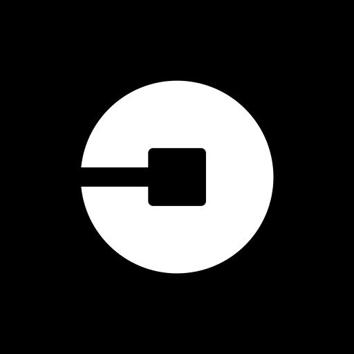 Logo, uber icon.