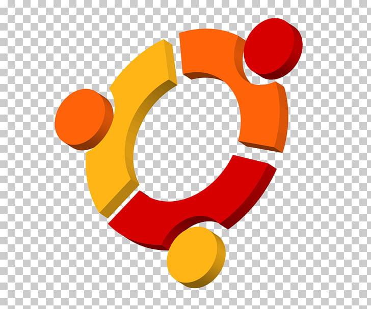 Logo Ubuntu, Friends help Ubuntu extension logo PNG clipart.