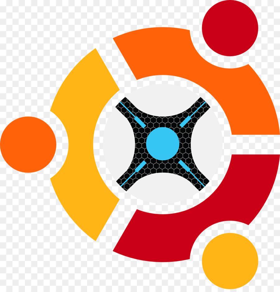 Ubuntu Logo clipart.