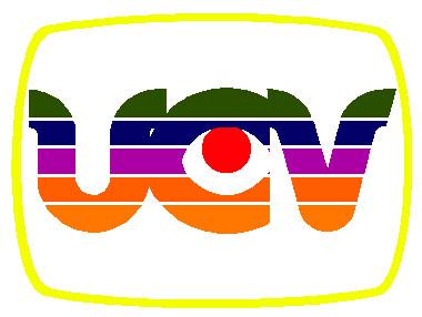 UCV Televisión (1980, Multicolor y Amarillo).