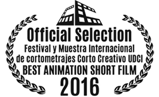 Official Selection / Corto Creativo Film Festival.