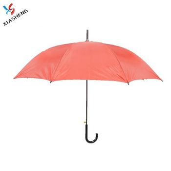 Custom Made Auto Open Straight Umbrellas Promotional Golf Umbrella With  Logo Printing.