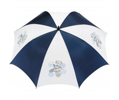 62 inch Arc Golf Tour Personalized Logo Umbrellas w/ 7.