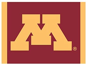 Amazon.com: 5 inch UMn University of Minnesota Golden.