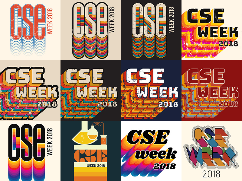 UMN CSE Week 2018 by Josie Adkins on Dribbble.