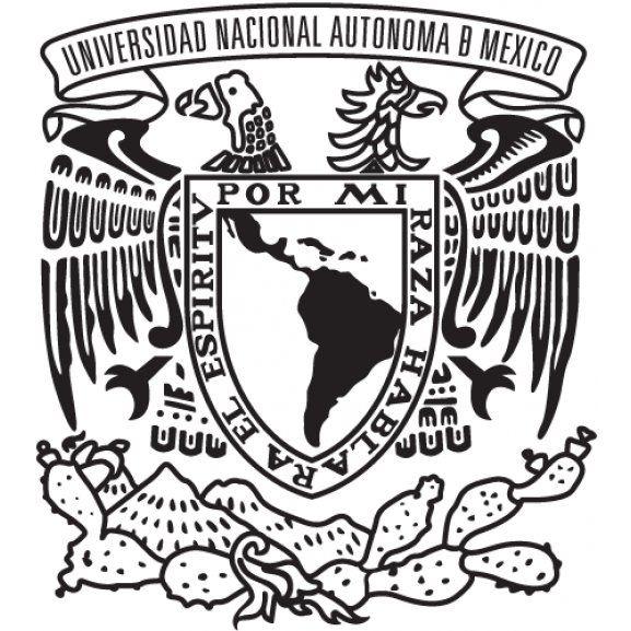 Logo of UNAM.
