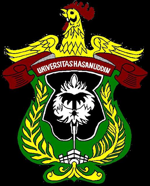 SENTRAL MAHASISWA: LOGO UNHAS (UNIVERSITAS HASANUDDIN).PNG.