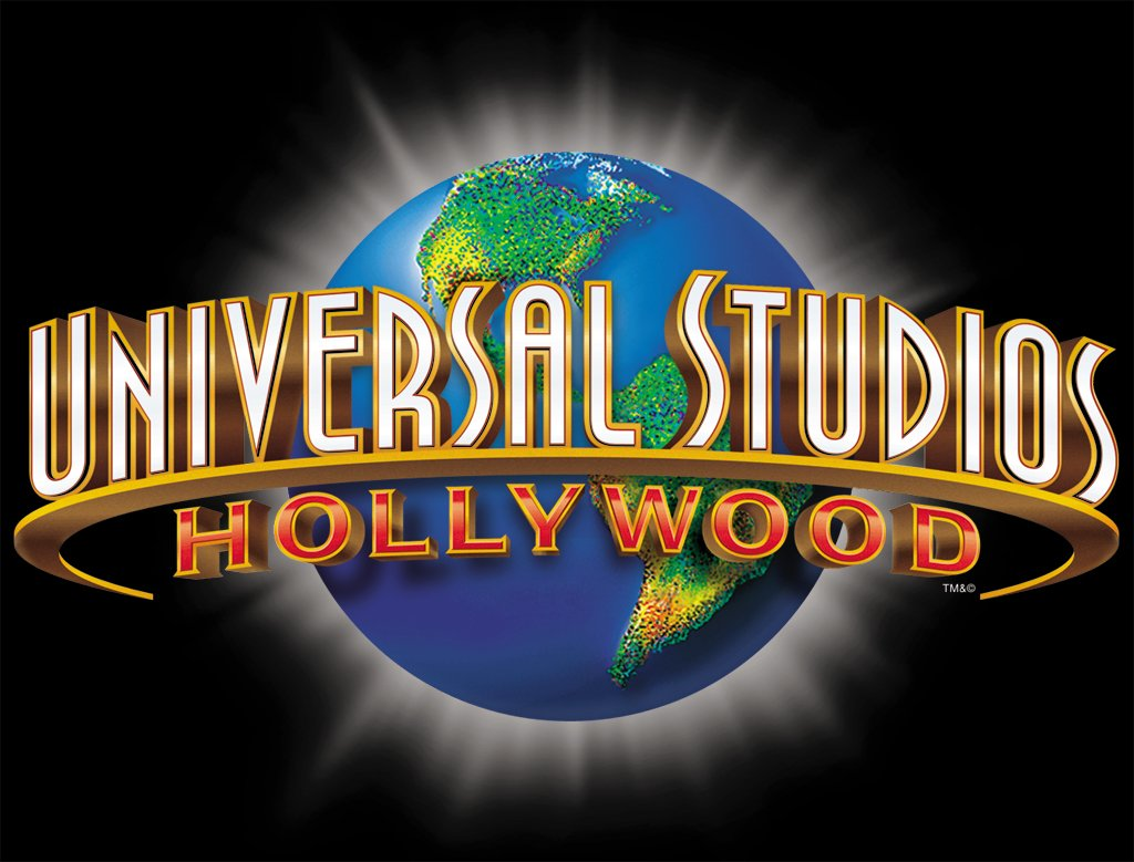 Universal studios hollywood clipart logo.