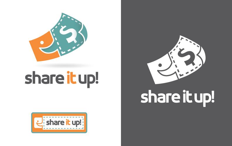 Logo for Social Coupon/Deal App.