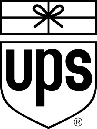 UPS logo Clipart Picture Free Download.