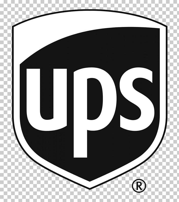 United Parcel Service Logo, UPS Black and White Logo, Ups.