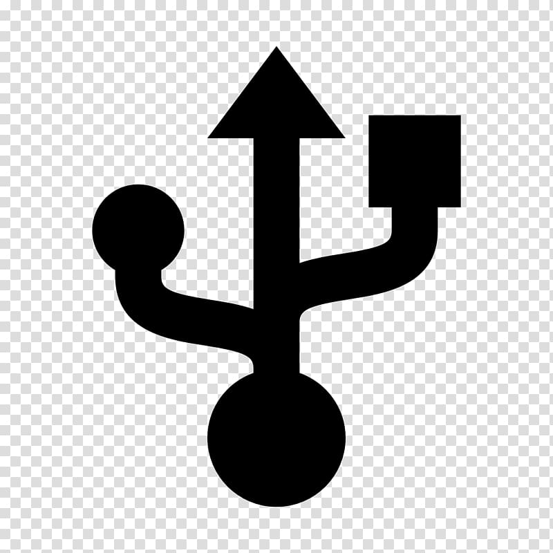 Electrical connector Computer Icons USB Symbol, connection.