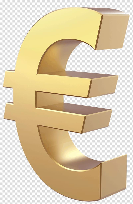 Euro sign EUR/USD United States Dollar Euro coins, euro.