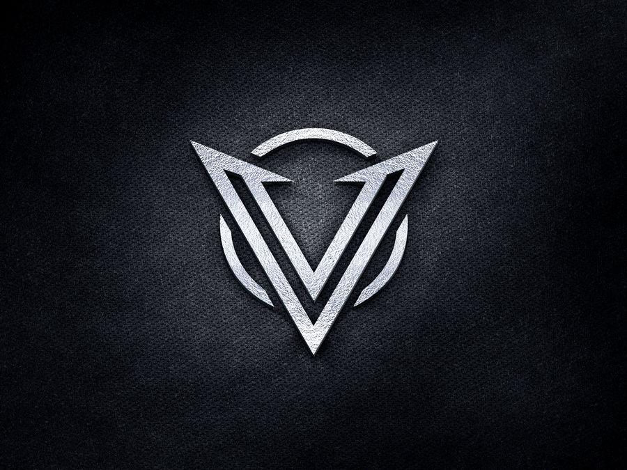 Entry #480 by asifjoseph for Simple V letter logo monogram.