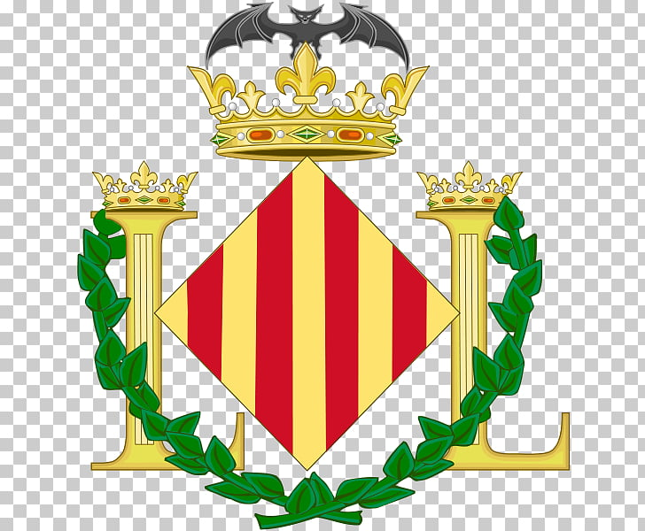 Kingdom of Valencia Coat of arms of the Crown of Aragon.