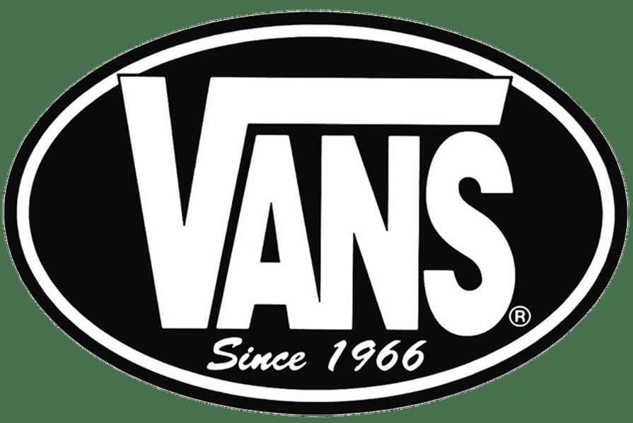 Vans Logo transparent background.