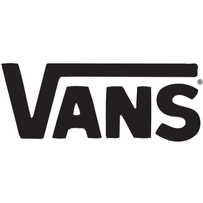 Vans Logo transparent PNG.