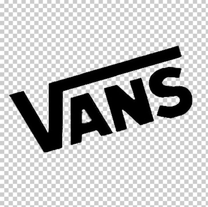 Logo Vans Graphics Drawing Brand PNG, Clipart, Angle, Black.