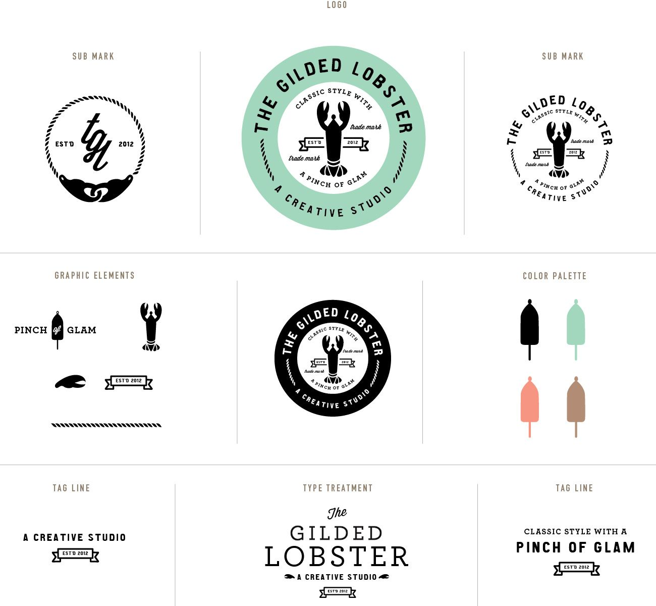 great way to show logo variations. thought of everything you.