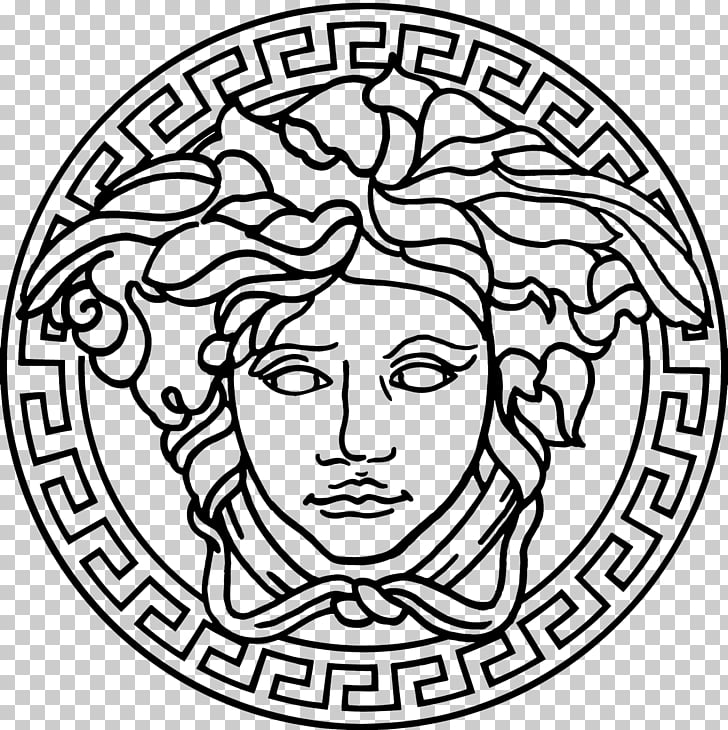 Versace Logo Fashion Brand , others PNG clipart.