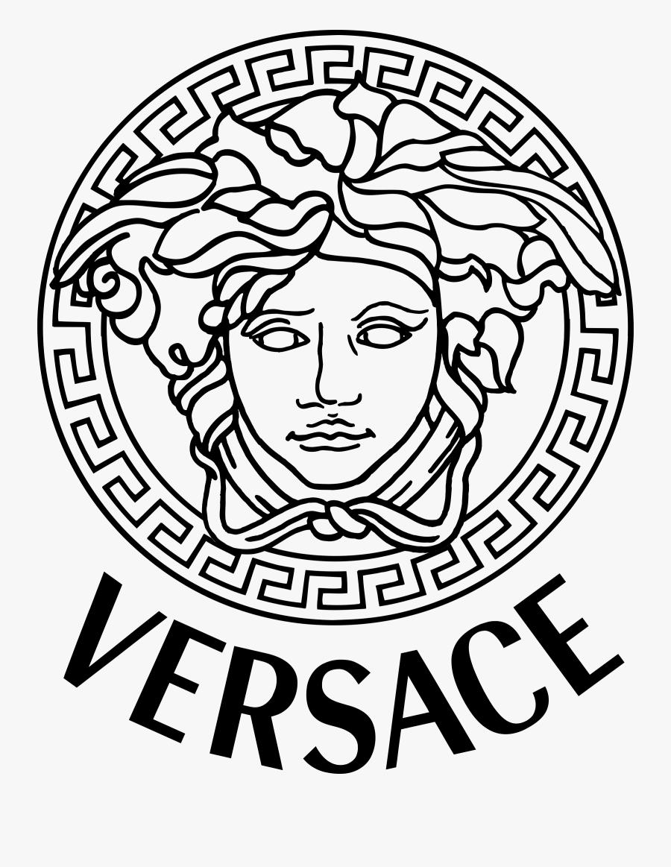 Versace Medusa Logo Png Transparent.