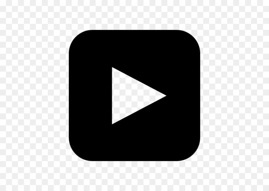 Youtube Black Logo png download.