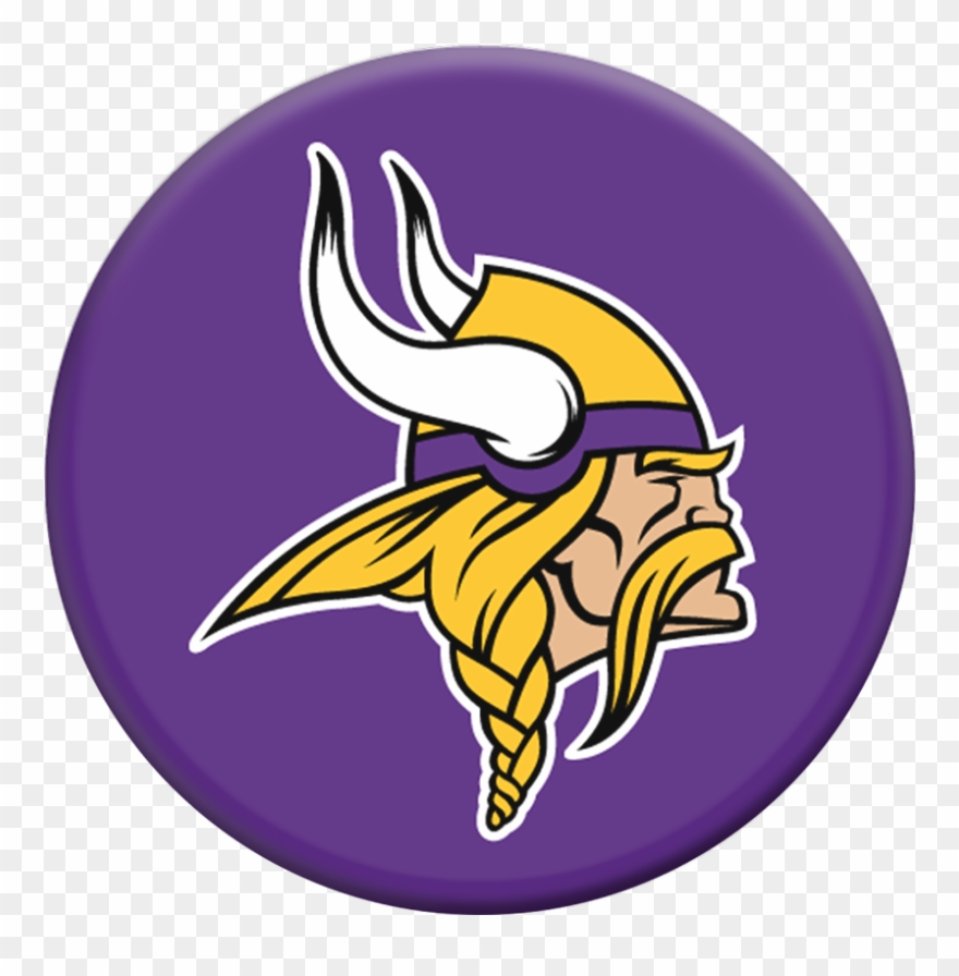 Nfl Minnesota Popsockets Grip.