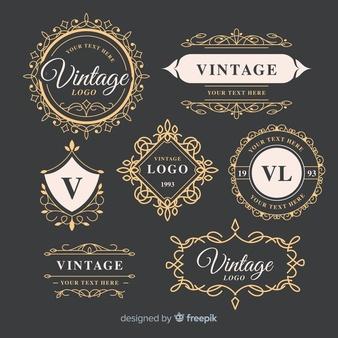Vintage Logo Vectors, Photos and PSD files.